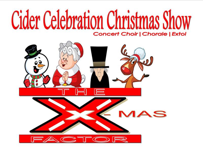 Cider Celebration Christmas Show 2017 no show dates